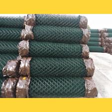 Štvorhranné pletivo 60/3,50-2,50/125/10m / BND / ZN+PVC6005