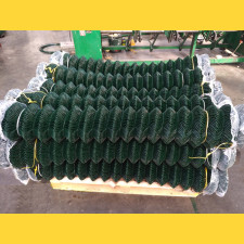 Štvorhranné pletivo 50/2,50-1,65/100/25m / KOMPAKT / ZN+PVC6005