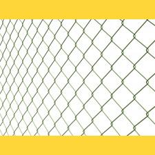 Štvorhranné pletivo 50/2,50-1,65/125/25m / KOMPAKT / ZN+PVC6005