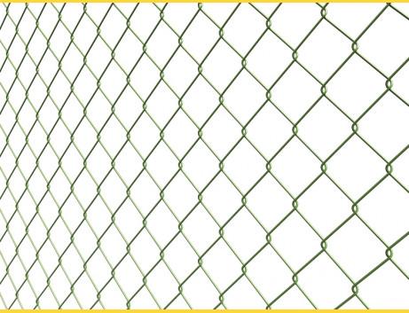 Štvorhranné pletivo 60/2,50-1,65/125/25m / KOMPAKT / ZN+PVC6005
