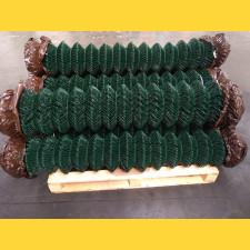 Štvorhranné pletivo 60/2,50-1,65/150/25m / KOMPAKT / ZN+PVC6005