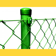 Štvorhranné pletivo 50/3,00-1,90/125/20m / KOMPAKT / ZN+PVC6005
