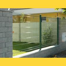 Panel PLUTO 2030x2500 / ZN+PVC6005