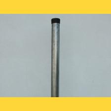 Stĺpik okrúhly pozinkovaný 48x1,50x2500 / ZN