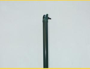 Vzpera poplastovaná (BPL) 38x1,25x2300 / ZN+PVC6005