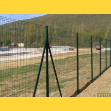 Stĺpik AQUIGRAF 48x1,50x2200 / ZN+PVC6005
