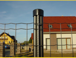 Stĺpik AQUIGRAF 48x1,50x2500 / ZN+PVC7016