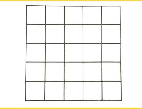 Gabiony Blok 100x100mm / 4,00mm / 200x 50cm / ZN+AL