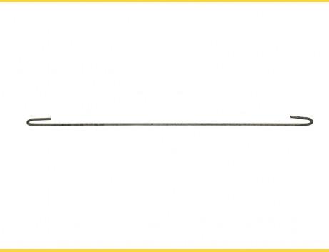 Dištančné tiahlo 3,90mm x 50cm / ZN+AL