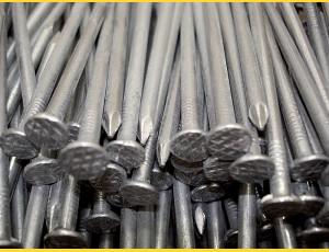 Building nails FE 110x4,00 / 5,0kg