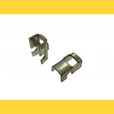 Príchytka mostíková / INOX / kompletná so skrutkou