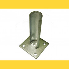Základová pätka na stlp 38mm / HNZ