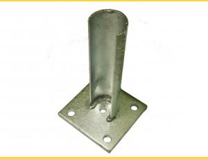 Základová pätka na stĺp 38mm / HNZ