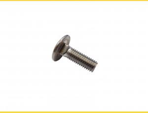 Skrutka M8x25 / INOX - vratová, so štvorhranom /  (bal. 10ks)