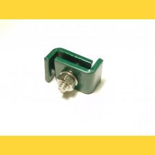 Spojka panelov kompletná / ZN+PVC6005