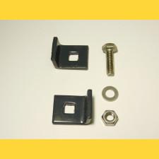 Spojka panelov kompletná / ZN+PVC7016