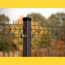 Stĺpik GALAXIA 60x40x1,50x1600 / ZN+PVC7016