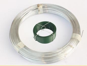Drôty natáčané (ZN a ZN+PVC)