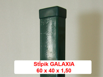 Stĺpiky GALAXIA