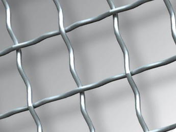 Crepe wire nettings