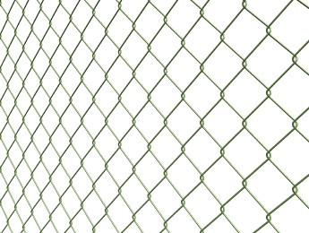 Chain link fence PVC coated (ZN+PVC)