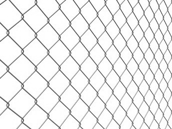 Others chain link fence galvanized (ZN)