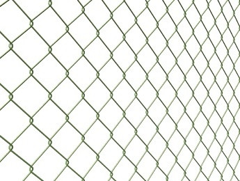 Others chain link fence PVC coated (ZN+PVC)