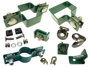 Accessories for fence panels
