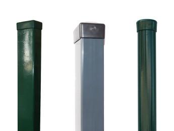Stĺpiky pre pletivá a ploty